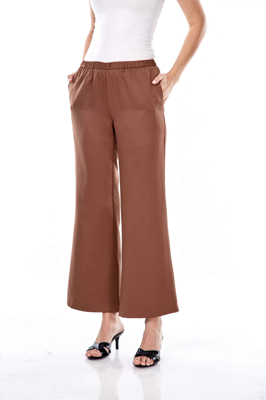 Rayqa Brown Pants 3