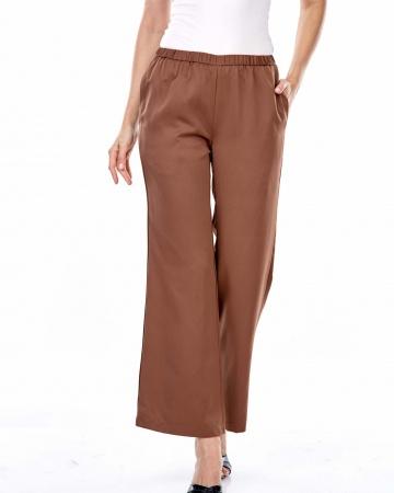 Rayqa Brown Pants