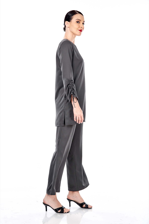 Rayqa Grey Pants 5