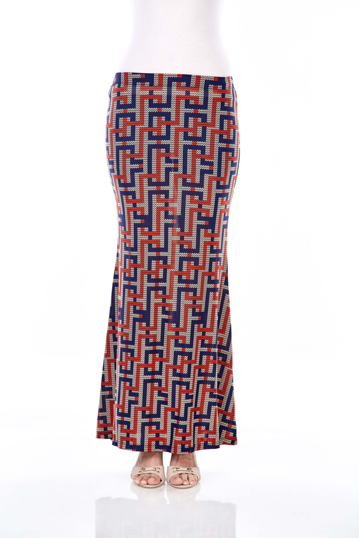 Tilla Graphic Printed Skirt (5)