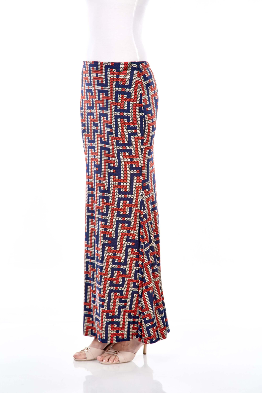 Tilla Graphic Printed Skirt (6)