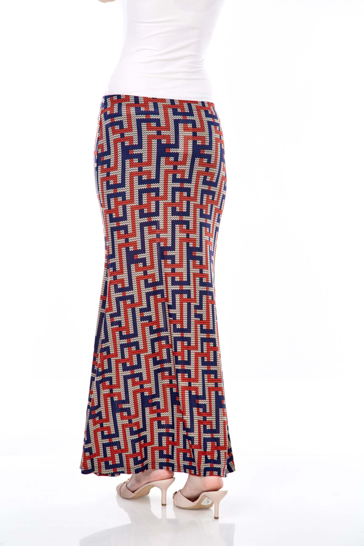 Tilla Graphic Printed Skirt (7)