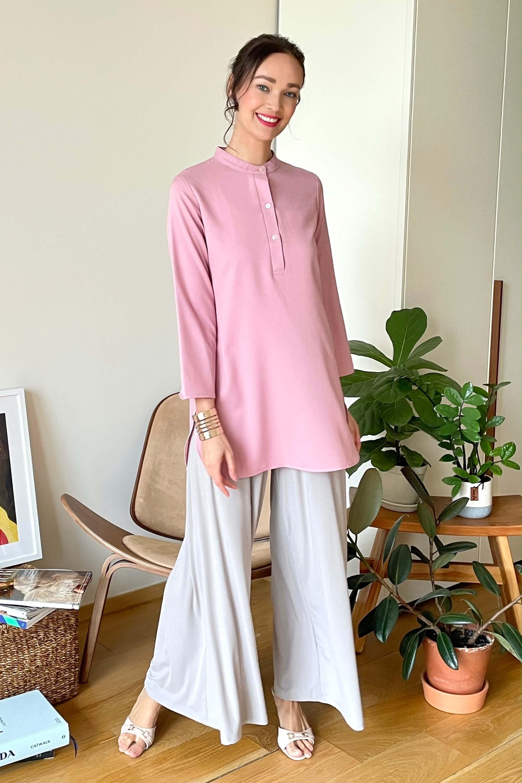 Risha Pink Tunic