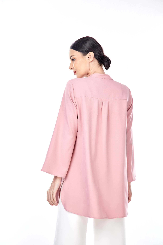 Risha Pink Tunic 2