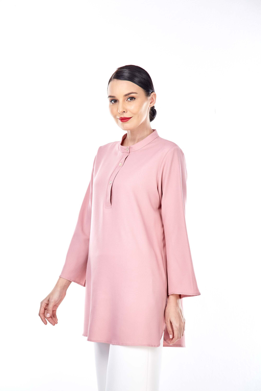 Risha Pink Tunic 4