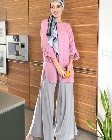 Rita Pink Tunic