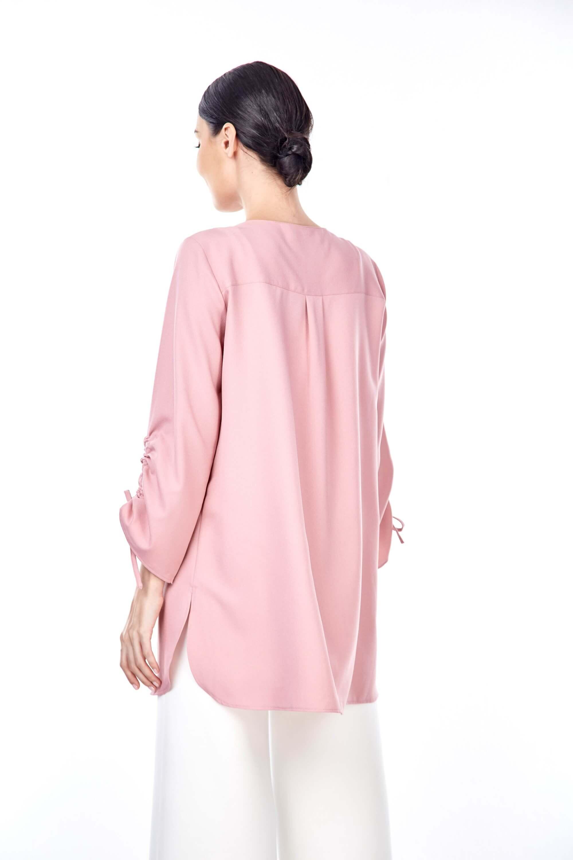Rita Pink Tunic 2