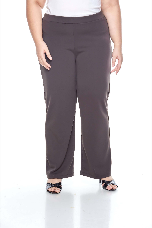 Brown Long Pants 1