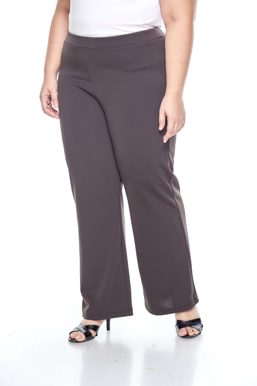 Brown Long Pants 2