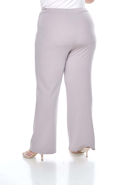 Khaki Long Pants 3