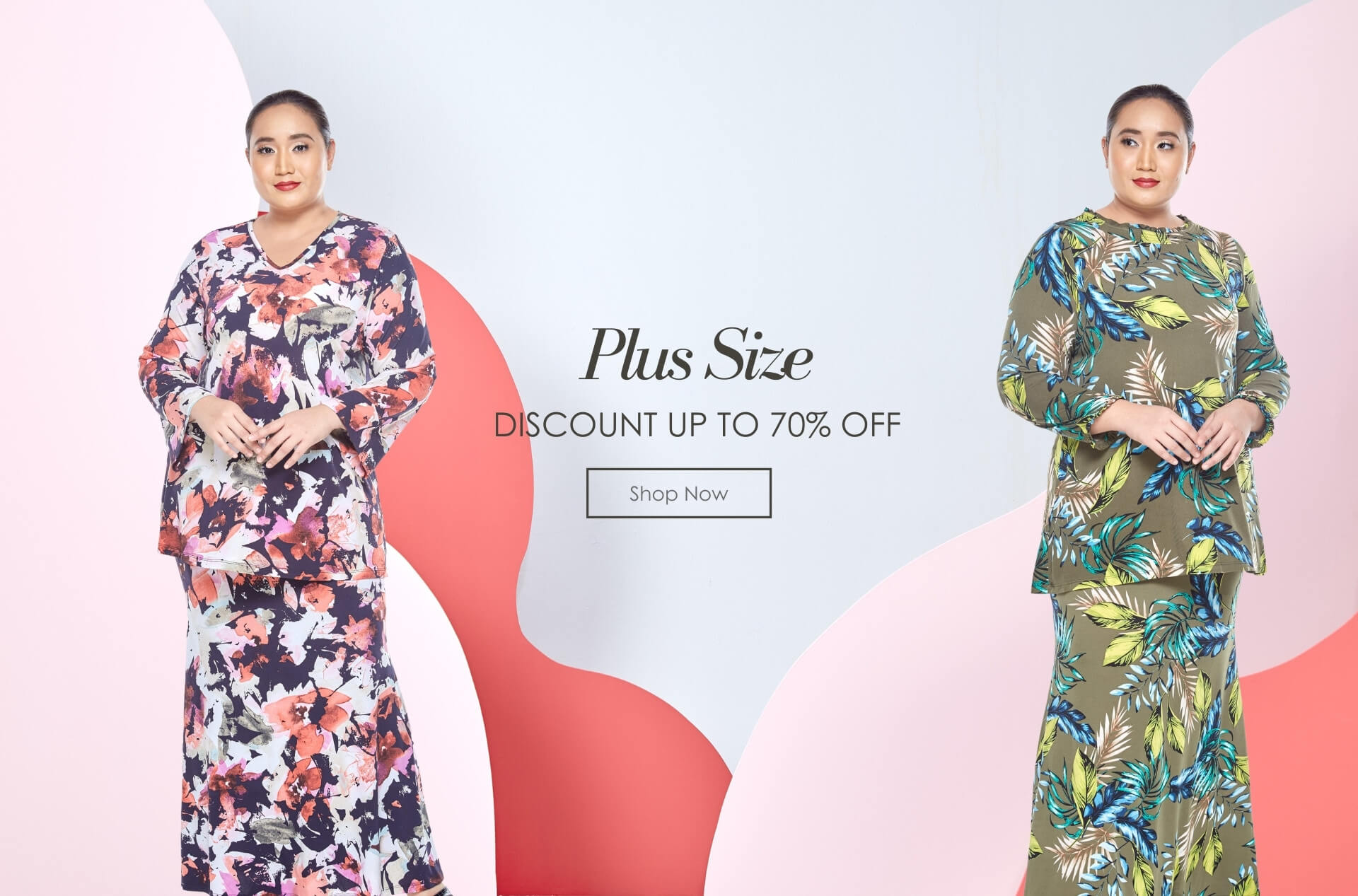Plus Size banner Oct 2021