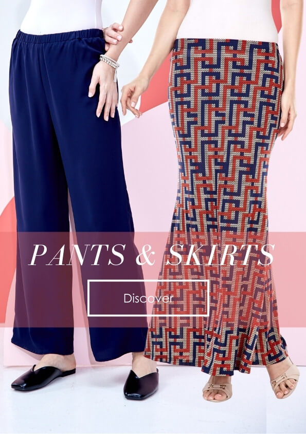 Pants & skirts category